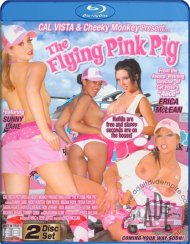 Flying Pink Pig, The Blu-ray Movie