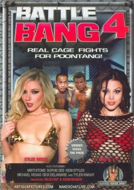Battle Bang 4 Porn Movie