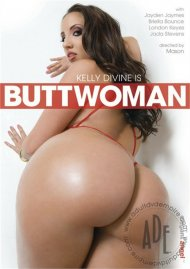 Kelly Divine Is Buttwoman