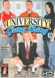 University Gang Bang 9 Porn Video