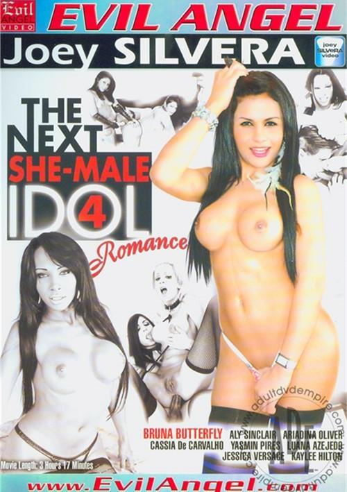 Joey Silveras The Next She-Male Idol 4