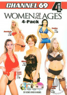 Women Of All Ages 4-Pack Porn Movie