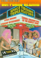 Space Virgins Triple Feature Porn Movie