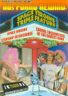 Space Virgins Triple Feature Boxcover