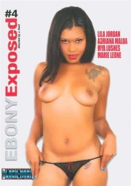 Ebony Exposed #4 Porn Video