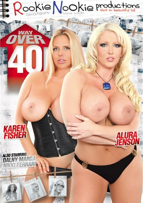 40 and over porn