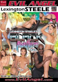 Lexington Steele's Black Panthers #3