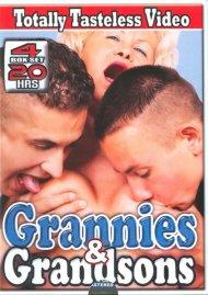 Grannies & Grandsons 4-Disc Set Movie