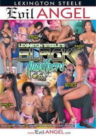 Lexington Steele's Black Panthers #4 Porn Video