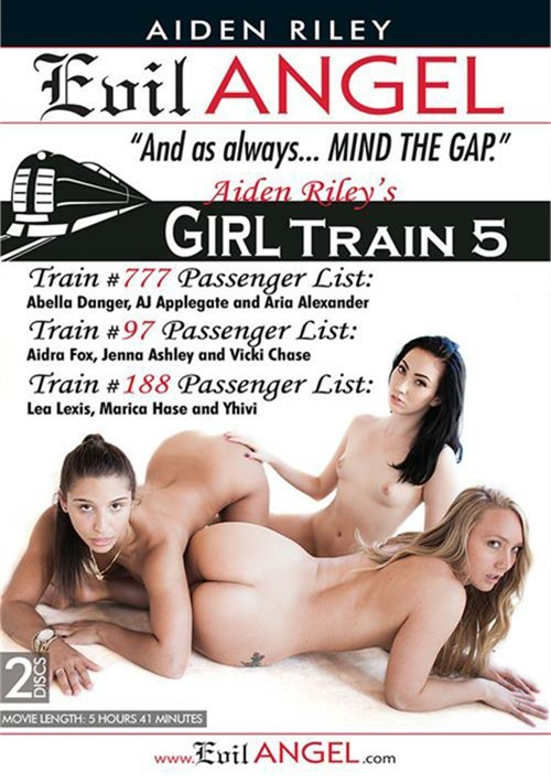 girls Porn train
