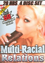 Multi-Racial Relations 4-Disc Set image