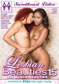 Lesbian Beauties Vol. 15: All Black Porn Video