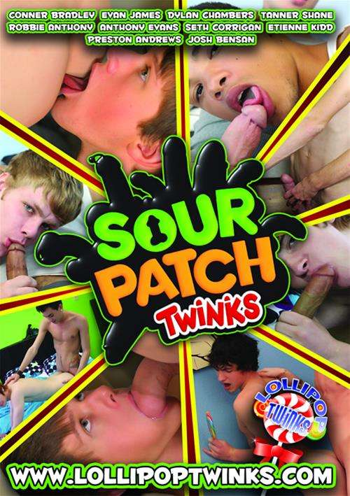Sour Patch Twinks Boxcover