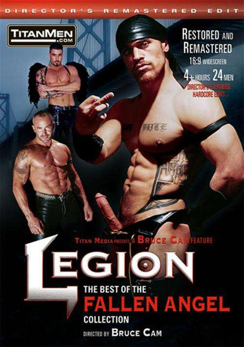 Legion The Best of the Fallen Angel Collection Cover Front