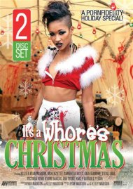 It's A Whore's Christmas Porn Video