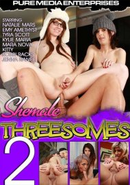 Shemale Threesomes 2 image