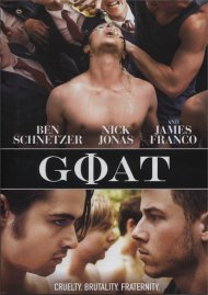 Goat gay cinema DVD from Paramount Pictures.
