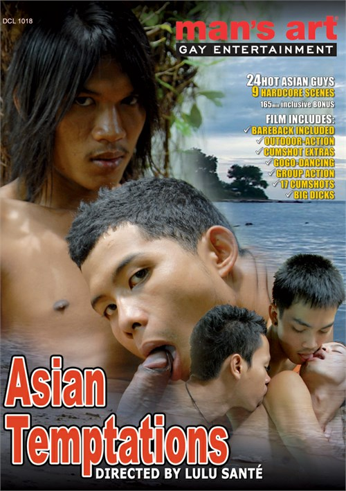Asian Temptations Cover Front