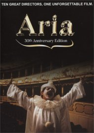 Aria: 30th Anniversary Edition Gay Cinema Movie
