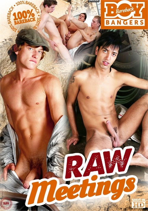 Raw Meetings Boxcover