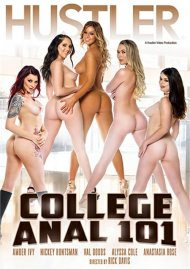 College Anal 101 Porn Video