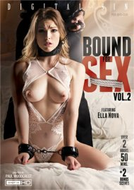 Bound For Sex Vol. 2 porn DVD from Digital Sin.