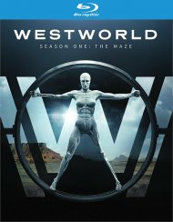 Westworld: The Complete First Season Blu-ray Movie