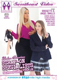 Lesbian Adventures: Strap-On Specialists Vol. 12 - School Girls Porn Video