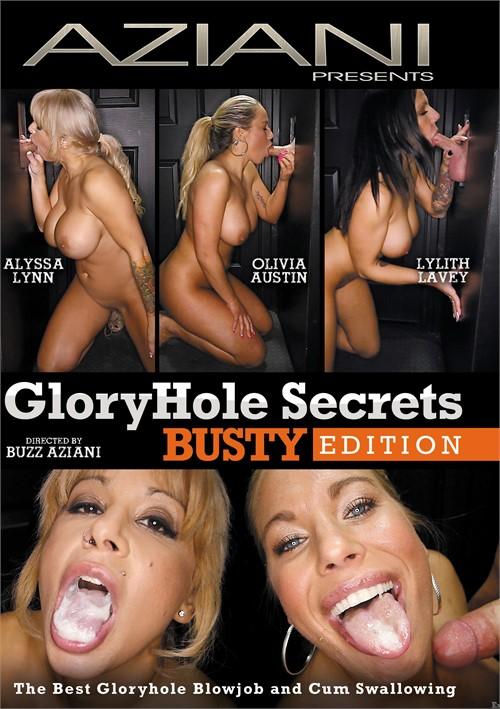 Gloryhole Secrets: Busty Edition