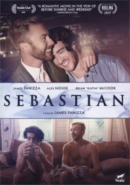 Sebastian gay cinema DVD from Wolfe Video.