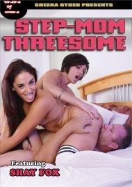 Step-Mom Threesome Porn Video