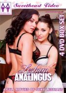 Lesbian Analingus 4-Pack Porn Movie