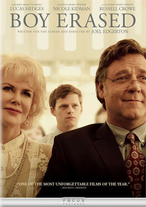 Boy Erased image