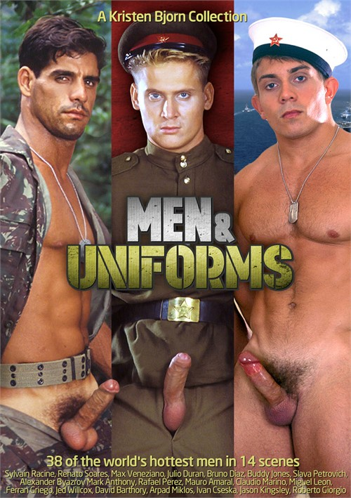 Men & Uniforms Boxcover