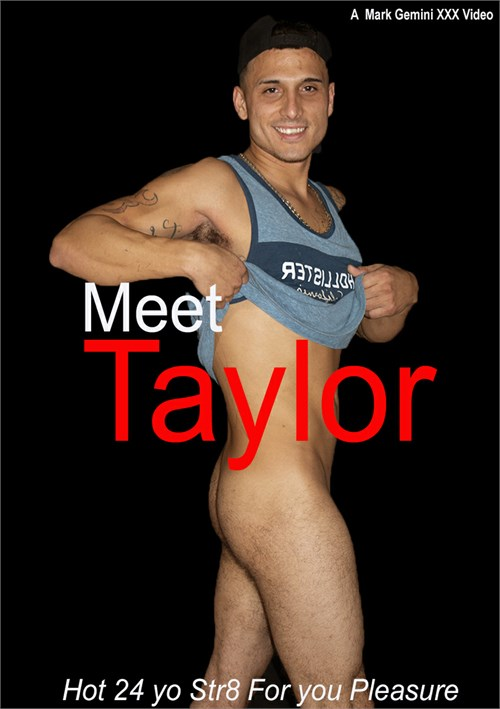 Meet Taylor Boxcover