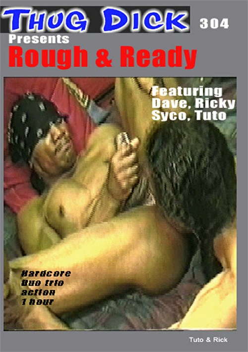 Thug Dick Vol. 304: Rough & Ready Boxcover