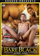 Bare Black Africans Boxcover