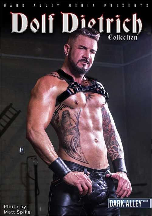 Dolf Dietrich Collection Cover Front