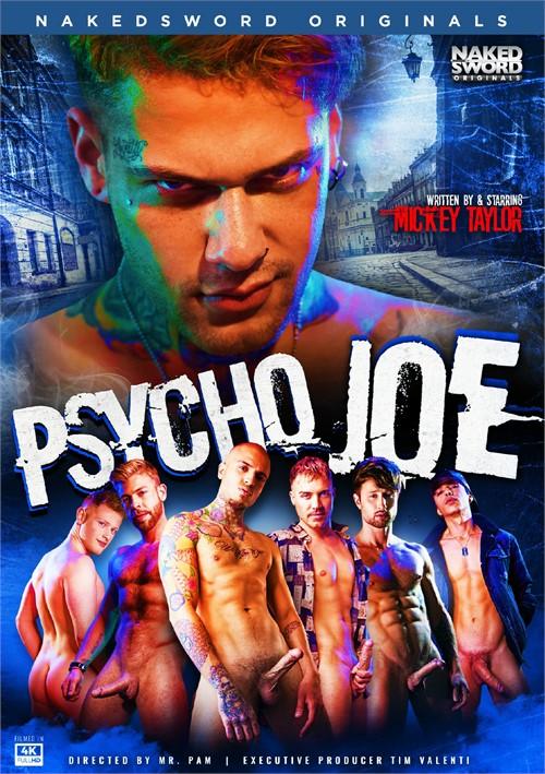Psycho Joe Cover Front