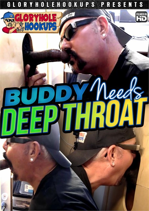 Buddy Needs Deep Throat Boxcover