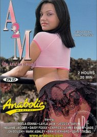 A2M #1: The Art of Ass to Mouth image