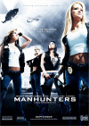 Manhunters Boxcover
