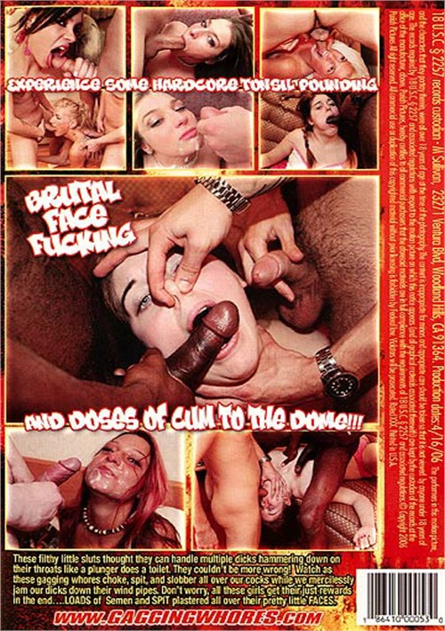 Something is. throat gang bang excellent