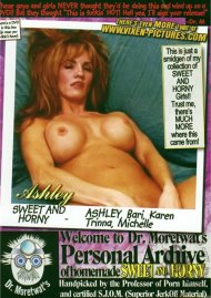Dr. Moretwat's Homemade Porno: Sweet and Horny Vol. 1 Porn Video