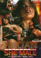 Italian She Male #24 Porn Video