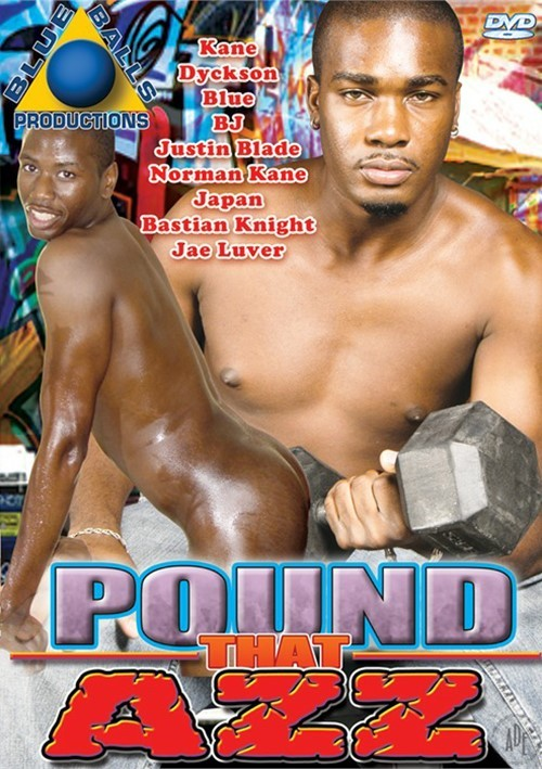 Pound That Azz Boxcover