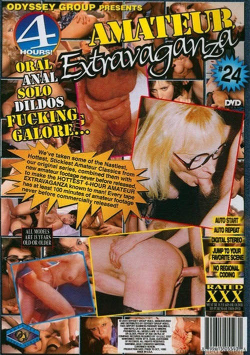adult vieos on demand amateur extravaganza