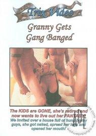 Granny Gets Gang Banged image