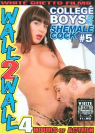 College Boys & Shemale Cock #5 Porn Video