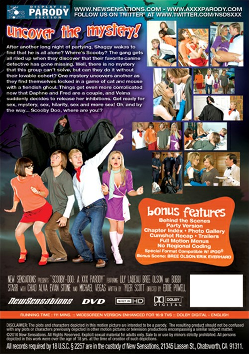 Scooby Doo: A XXX Parody (2010) | Adult DVD Empire